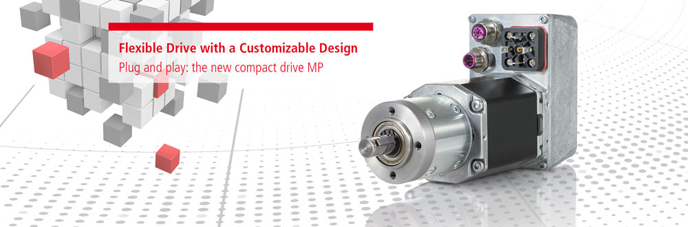 Flexible Drive with a Customizable Design