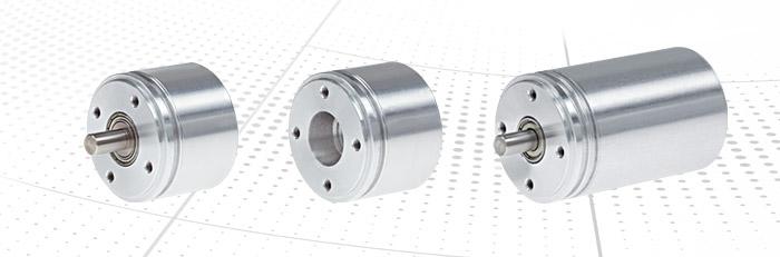 Double Shaft Encoder